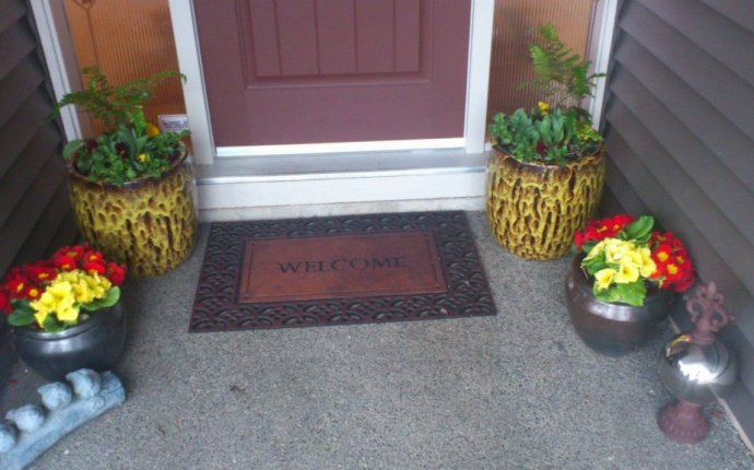 A Spring Feng Shui Boost for your Front Door by Terri Perrin