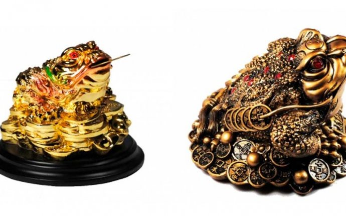 Change Your Money Luck with the Feng Shui Three Legged Toad | Red