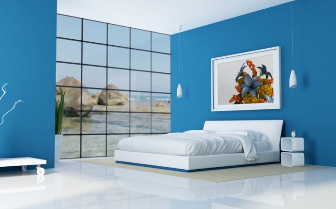 Feng Shui | articles - Interiors - Water features in the bedroom