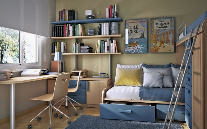 Feng Shui for Study Room | My Decorative