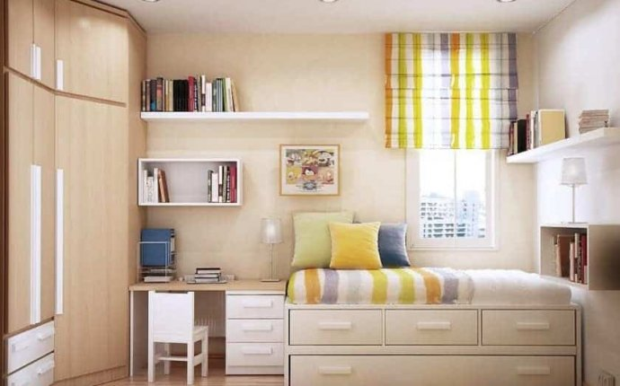 Feng Shui Furniture Arrangement in a Bedroom and Study Room