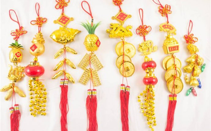 Feng Shui Lucky Charms Hanging Chinese Symbols Various Models