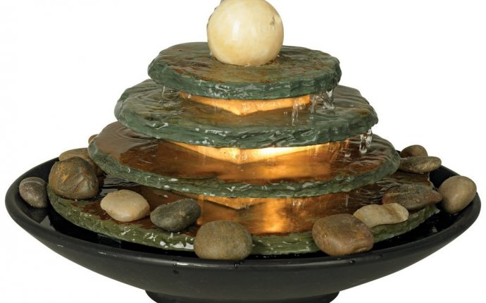 Feng Shui Tabletop Fountains