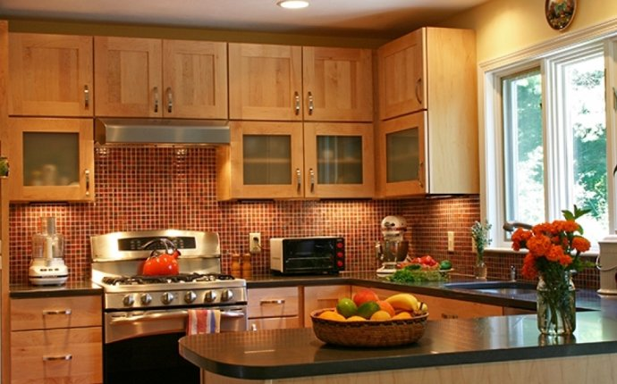 Best Feng Shui colors for kitchen