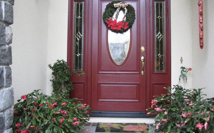 Feng Shui for front door