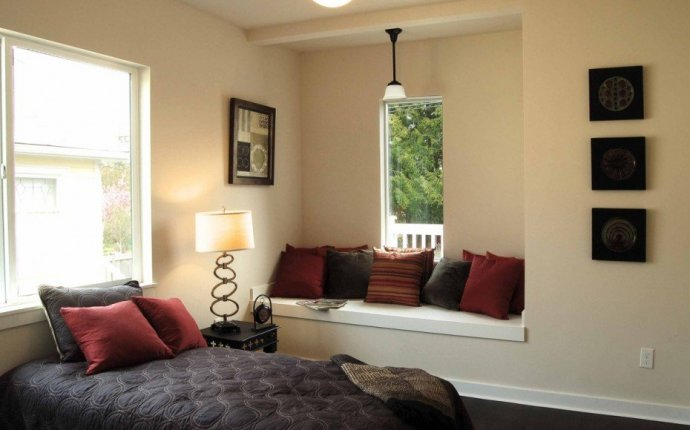 Feng Shui bedroom Color Romance