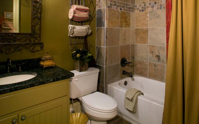 Feng Shui Color bathroom