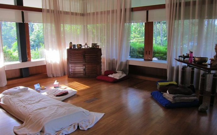 Feng Shui Meditation room