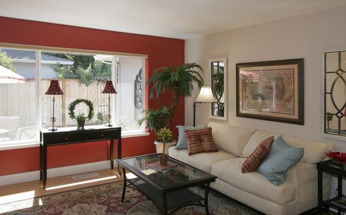 Feng Shui Mirrors in living room