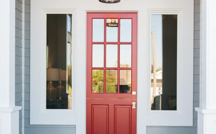 Feng Shui front door Colours