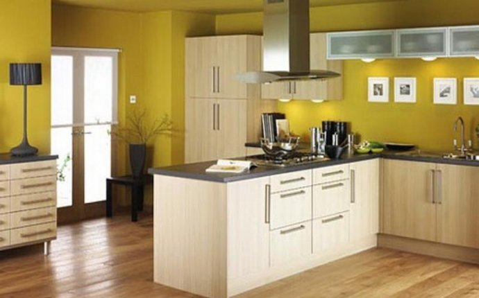 Kitchen Feng Shui Color
