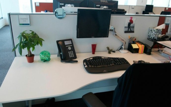Feng Shui office Cubicle