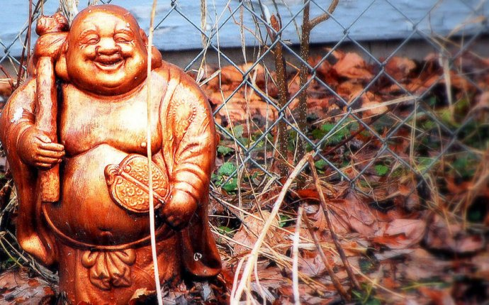 Feng Shui Laughing Buddha Types