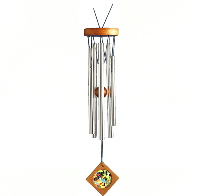 Wind chimes in the north tips for success in business